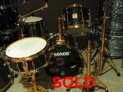 Crash Boom Bam Sonor Drum Kits
